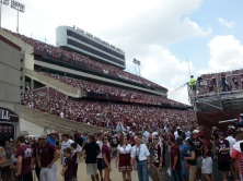 Texas A&M football stadium