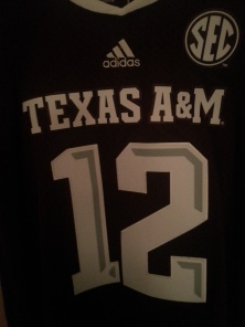 Aggies jersey